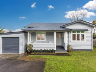 Character Bungalow With Modern Touch! - Manurewa