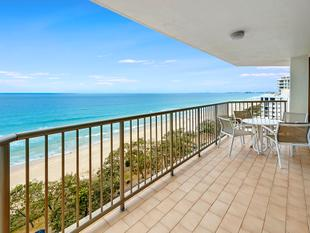 Renovated, Preferred North-East corner in Imperial Surf - Surfers Paradise