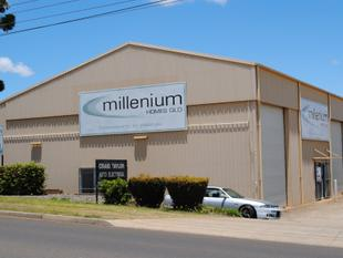 Offices & Warehousing - North Toowoomba