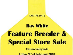 Ray White Feature Breeder & Store Sale - Casino