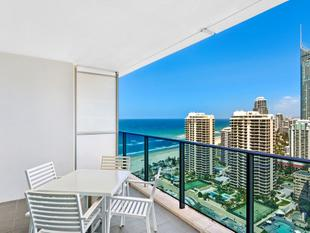Superb Ocean Views in Hilton Surfers Paradise Hotel and Residences you will feel like you are in vacation all year round. - Surfers Paradise