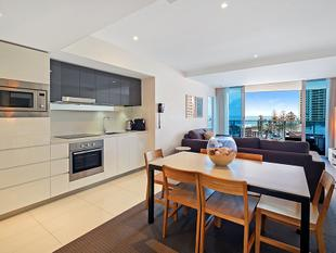 Luxury 2 Bedroom Hilton Apartment - Surfers Paradise
