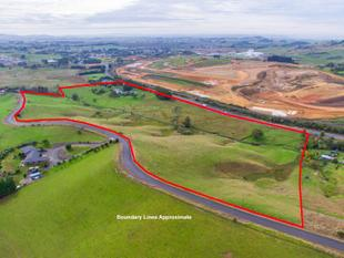 Future Development of 28 acres - Pokeno
