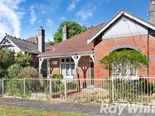 Powerful potential in an original freestanding home, (417sqm approx.) - Marrickville