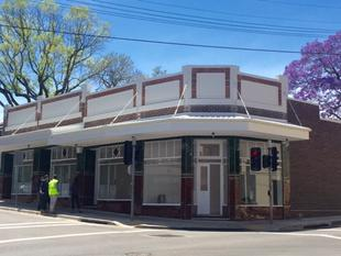 Four Completely Restored Heritage Retail Shops - Ashfield
