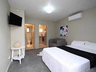 1 Bedroom Studio Unit - Christchurch City