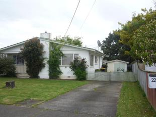 22 Churchill Ave - Feilding