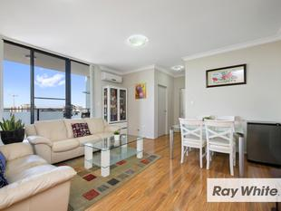 CONTEMPORARY TWO BEDROOM APARTMENT IN TOP LOCATION - Lidcombe